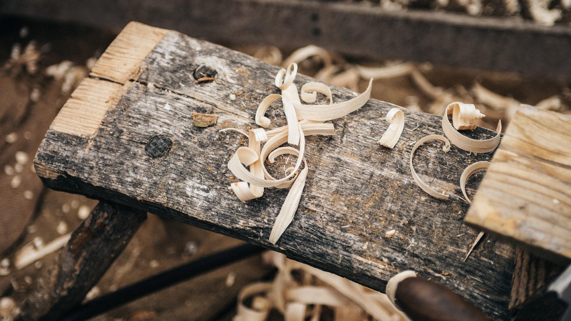 Wir sind Holz